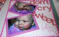 Don't Cry Sweet Baby