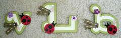 Ladybug Mini Mono's