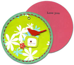 Love You Card - MAMBI
