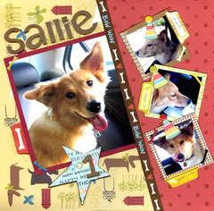 Sallie's First Birthday - SEI