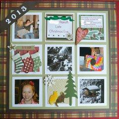 Christmas 2013 at the