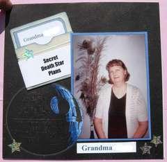 Jedi Baby Album page 10