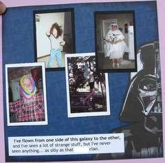 Jedi Baby Album page 13