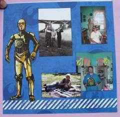 Jedi Baby Album page 14