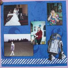 Jedi Baby Album page 15
