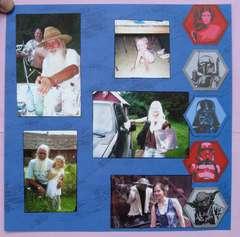 Jedi Baby Album page 17