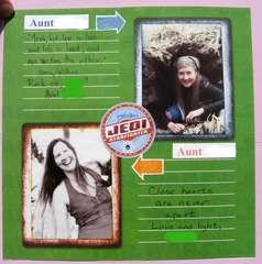 Jedi Baby Album page 8