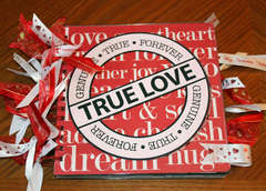 True Love Acrylic Album