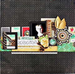 Crate Paper Portrait Collection layout