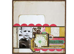 Darling using Brand New Cottage from Crate Paper