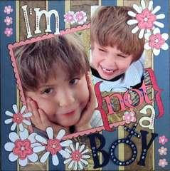 I'm not a BOY