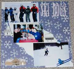 S - Ski Dogs