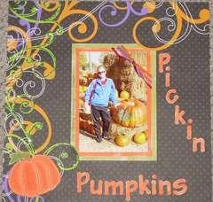 Pickin Pumpkins