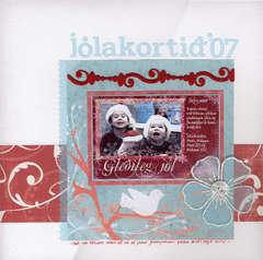 Christmas card ´07