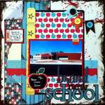 Brand New School (Scraptastic Club)