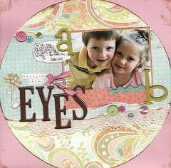**Matching Brown Eyes**
