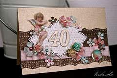 40 - Card