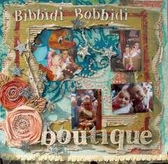 bibbidi bobbidi Boutique *Prima* Artful Cardboard
