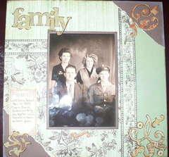 Whitt Family Portrait