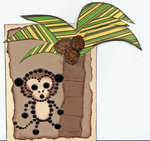 Monkey Tree for DisneyLisas Animal Swap
