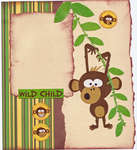 Monkey Mini LO for DisneyLisas Animal Swap