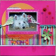 Angel Pup-a-Love