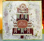 Christmas Canvas *Carta Bella*
