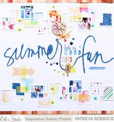 Summer Fun | Elle's Studio