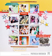 Summer Memories | American Crafts