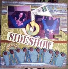 sideshow mark