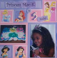 Princess Mac-K is 5 today (page 1)