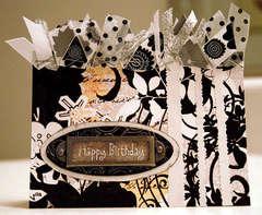 Frilly Birthday
