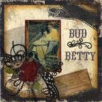 Bud & Betty, circa 1924