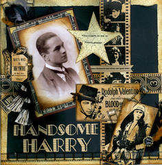 Handsome Harry ~ c.1920