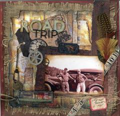 Road Trip c. 1925