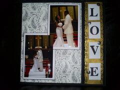 Love  -Lucky 7 Contest