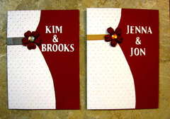 Wedding / Bridal Shower cards
