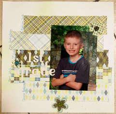 1st grade (7 y/o album)