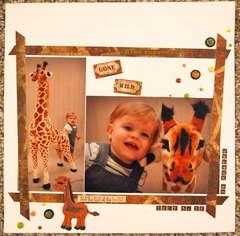 Gone Wild - Ian 18 mo