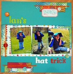 Ian's Hat Trick