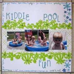 Kiddie Pool Fun