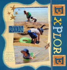 Beach - Xander