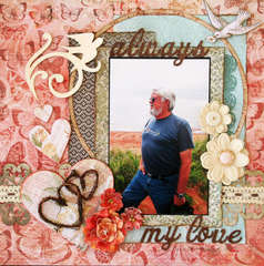 Always My Love **Flying Unicorn February Kit**