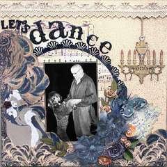 Lets DAnce - Swirlydoos March Caberet Kit