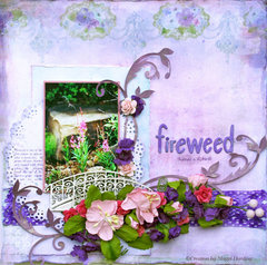 Fireweed**Swirlydoos July Kit Celestial Summer**