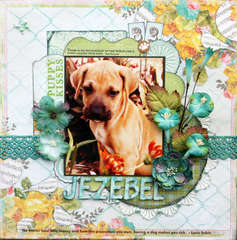 Jezebel **Flying Unicorn challenge**