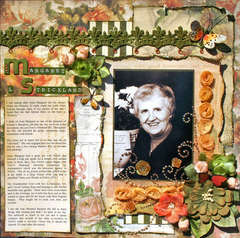 My Aunt - Swirlydoos May Kit Grandma's Garden