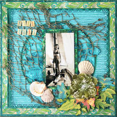 Sail Away **Flying Unicorn Jan kit Wishing & Hoping**