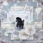Snow fun**Flying Unicorn 13 ARts**