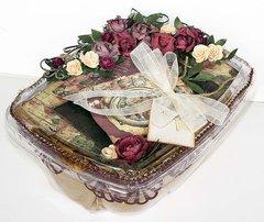 Altered box **Swirlydoos September Kit**